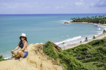 Southern Coast Beaches & Tambaba - Group Tour Spanish and Portuguese