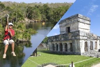 Tulum & Tankah Cenotes Eco-Adventure