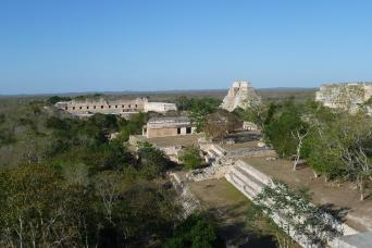 Uxmal & Kabah Day Tour