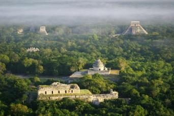 Chichen Itza Tour from Merida including Cenote Ikkil