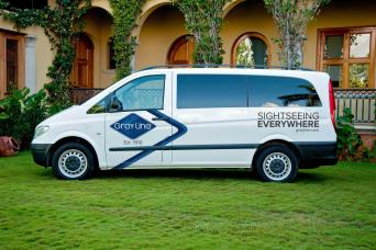 Concierge Service Airport Meet, Greet & Escort® One Way Van Transfer - Cancun Airport (CUN)