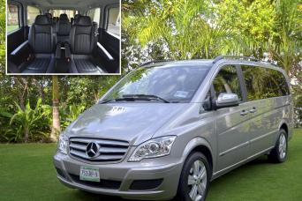 Concierge Service Airport Meet, Greet & Escort® Roundtrip Van Transfer - Merida Airport (MID)