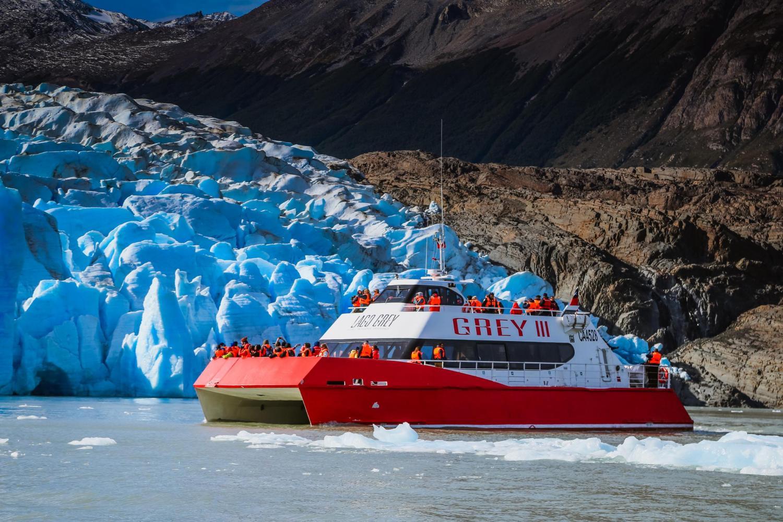 Navigation to Grey Glacier from Puerto Natales - Puerto Natales