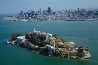 Muir Woods and Sausalito & Alcatraz Island