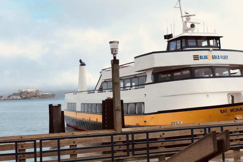 Sausalito Ferry Ticket One Way San Francisco