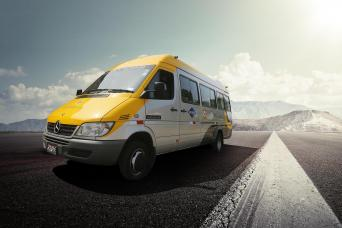 Chachapoyas Transfer Express Departure to Jaén Airport