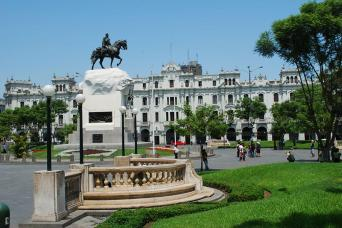 Half day Historic & Modern Tour of Lima