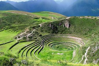 Tour Moray and Salt Mines of Maras & buffet lunch