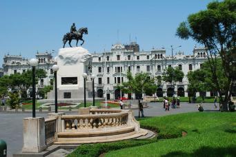 Lima City Tour & Gold Museum