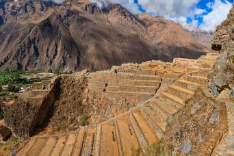 Sacred Valley of the Incas, Pisac and Ollantaytambo
