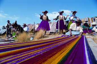 Incan weaving