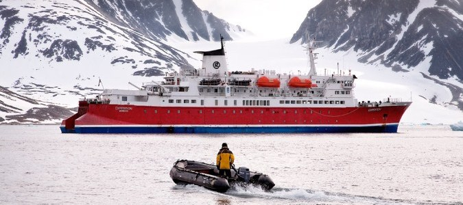 MS Expedition Antarctic cruise