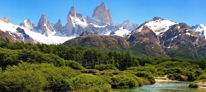 Fitz Roy trek, Patagonia