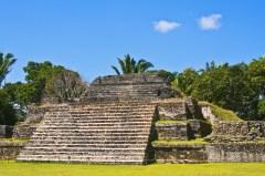 Maya Temples Belize