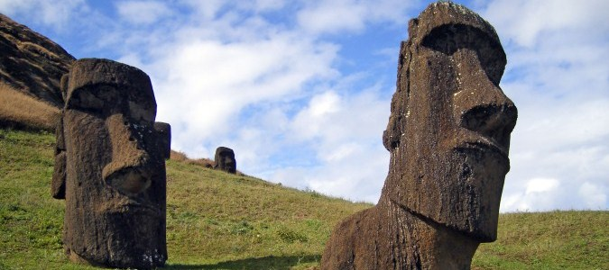 Easter Islands Moai