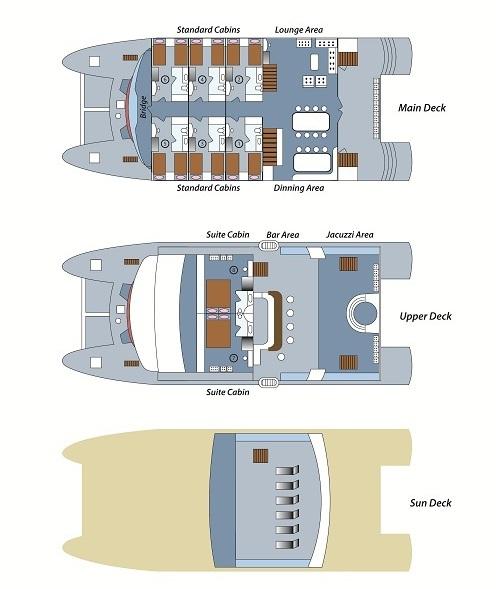 Anahi deck plan
