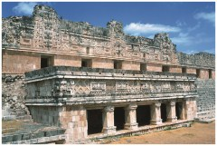 Uxmal and Kabah