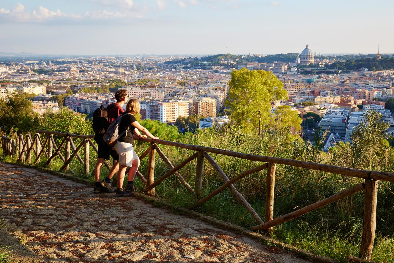 Orvieto to Rome