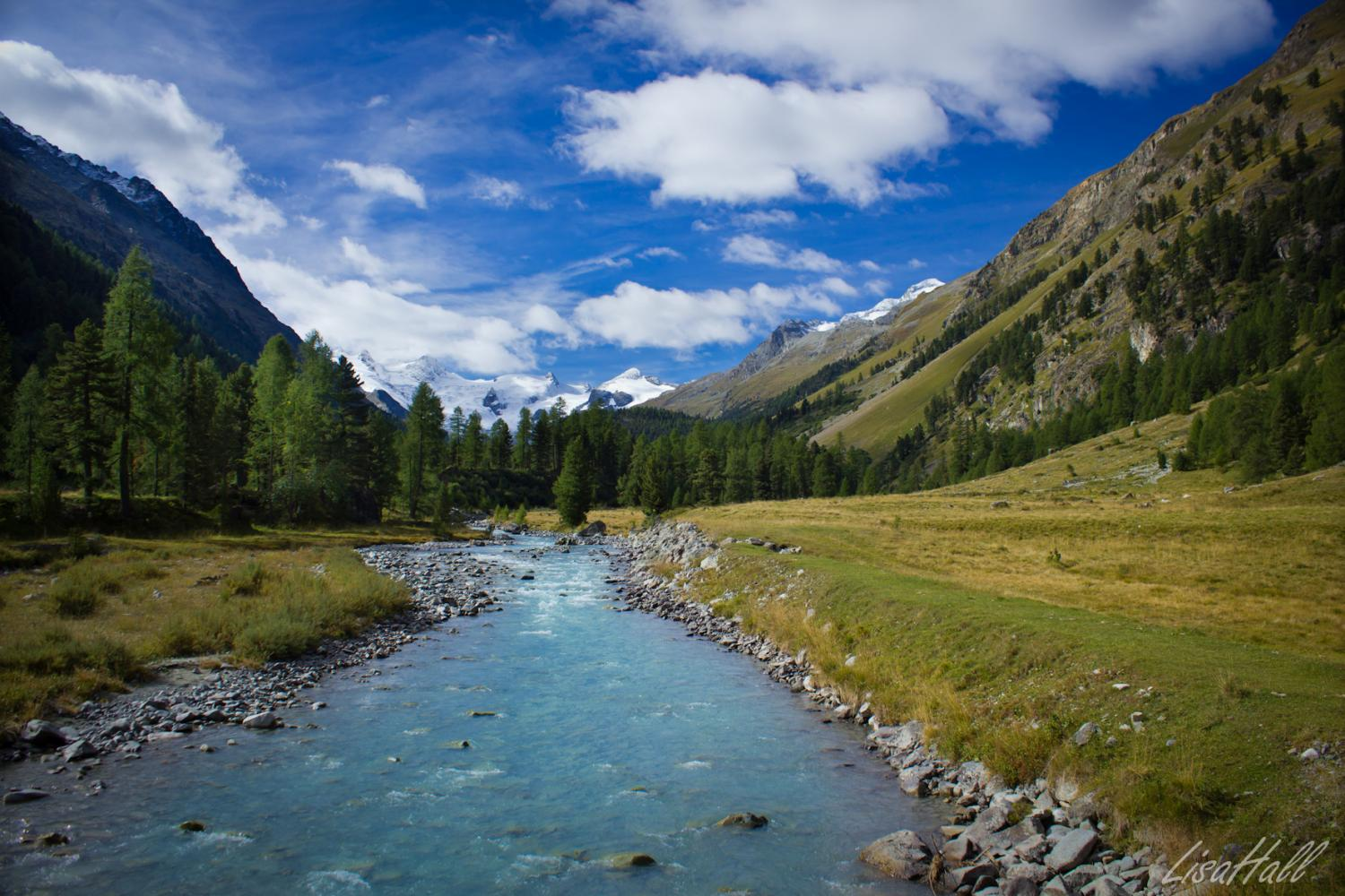 St. Moritz and the Engadine Valley walking tour - Photo: Lisa Hall