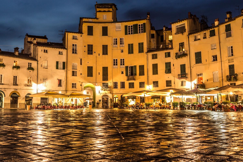 Via Francigena: Aulla to San Miniato