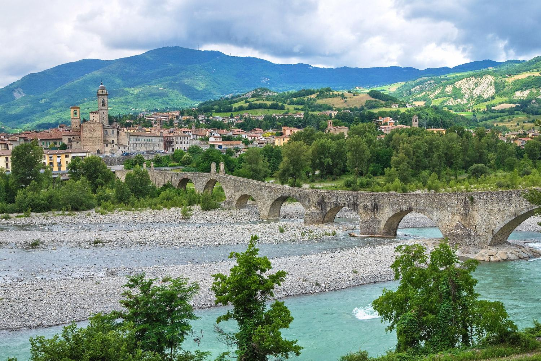 Via Francigena: Garlasco to Fidenza