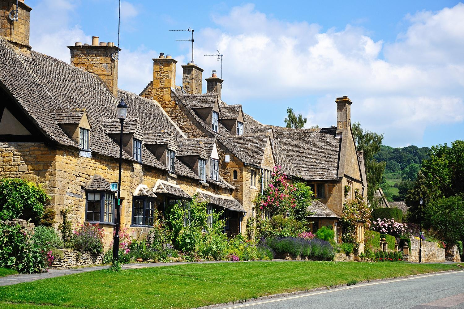 Cycling in the Heart of the Cotswolds