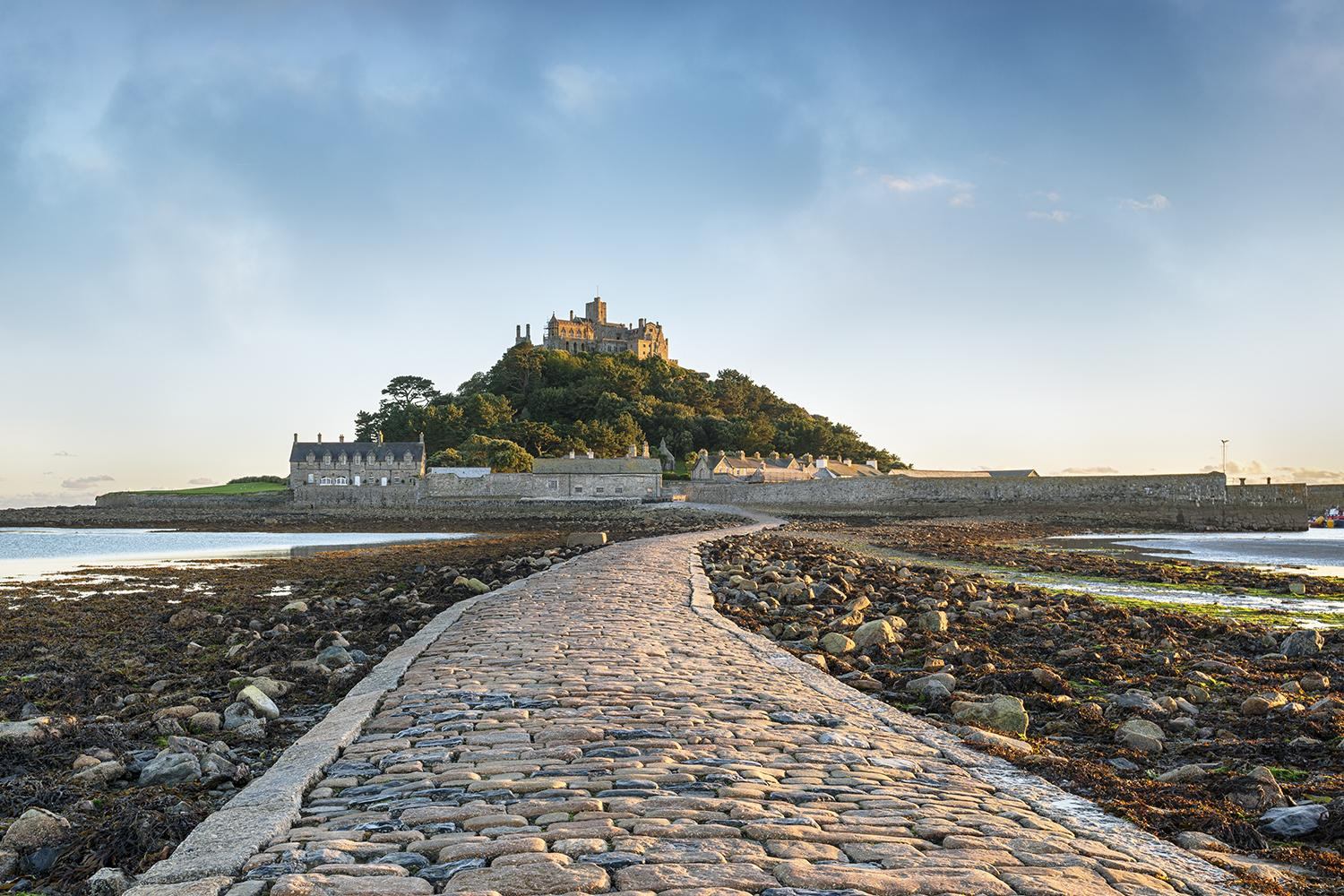 Cornwall: Padstow to St Michael's Mount