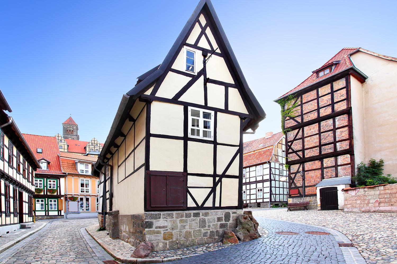 The Harz Witches Trail, Quedlinburg