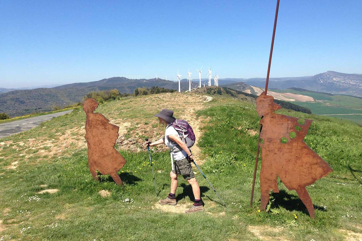 Walk the Camino Frances from St Jean to Logrono