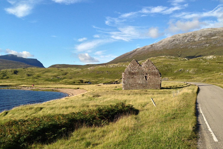 Skye, Outer Hebrides and North West Highlands Drive & Hike