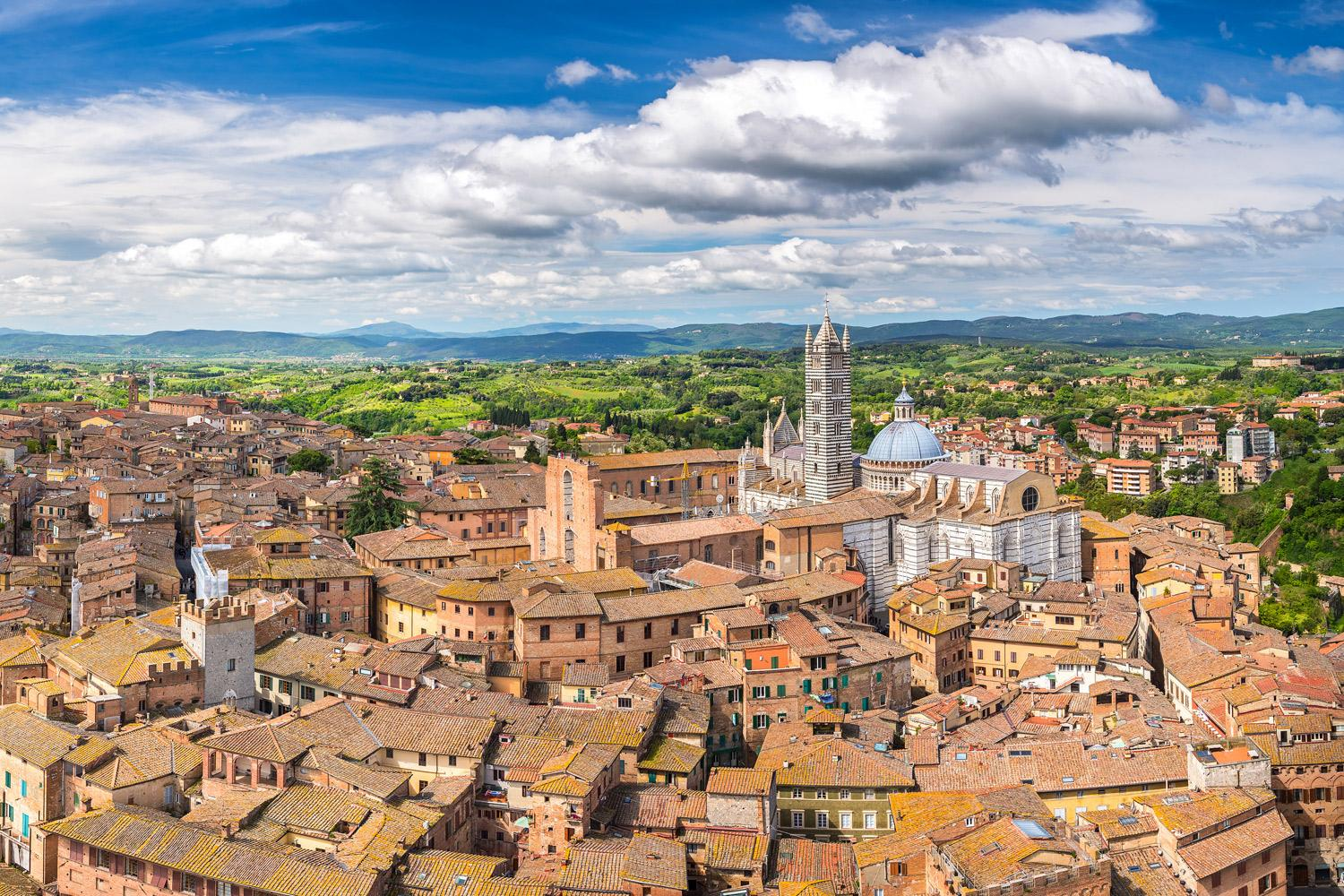 Self-Guided Classic Tuscany Cycle Tour