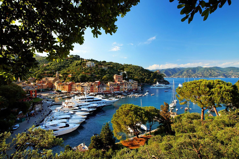 Self-guided walk and rail tour - Portofino, The Cinque Terre & Portovenere