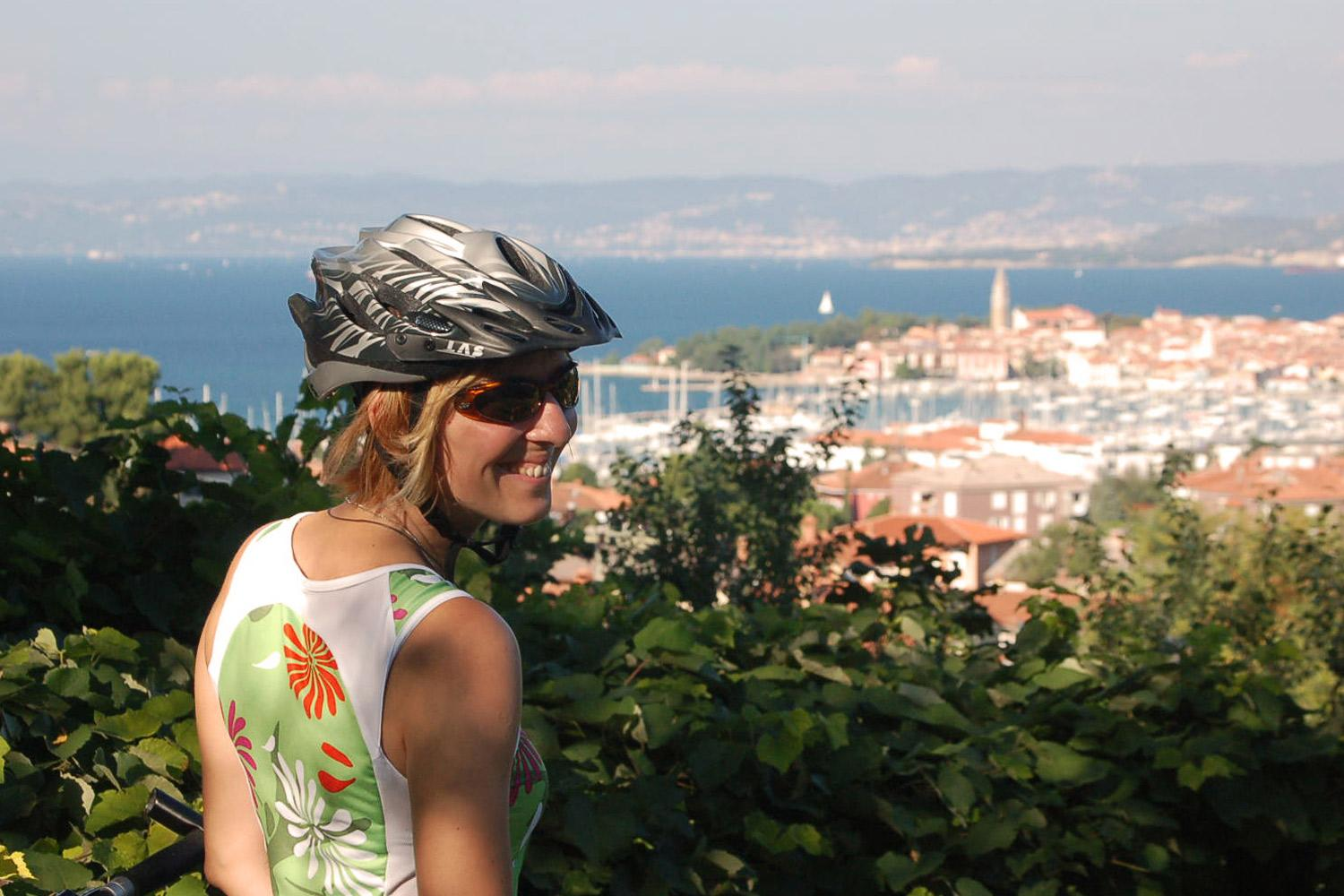 Self-guided cycling tour in Slovenia