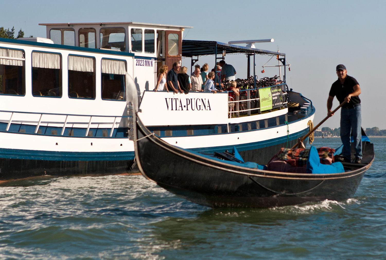 Italy Bike & Boat: Mantova to Venice