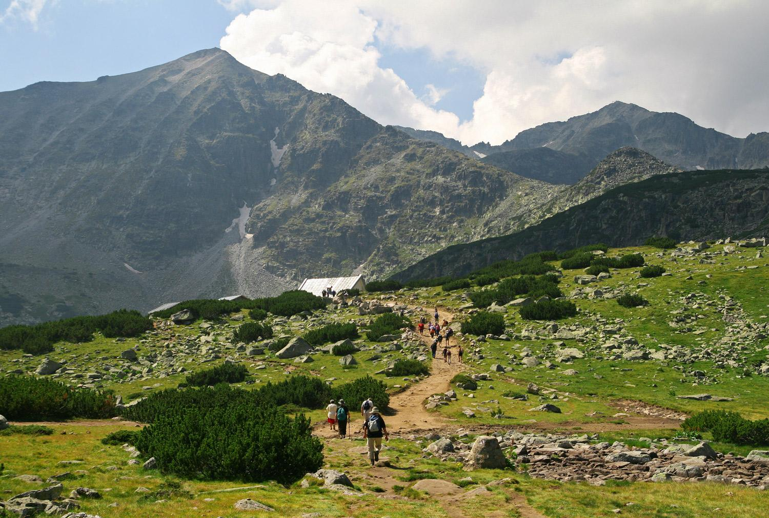 Self-guided walking tour in Bulgaria