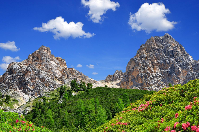 Dolomites Alta Via 1 North - self-guided trek