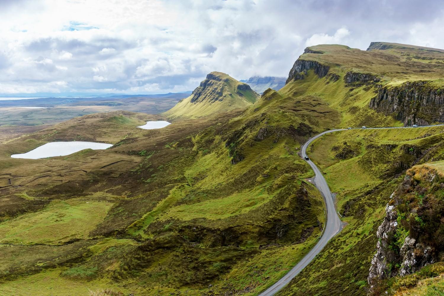 Self Guided Isle of Skye Cycling Holiday