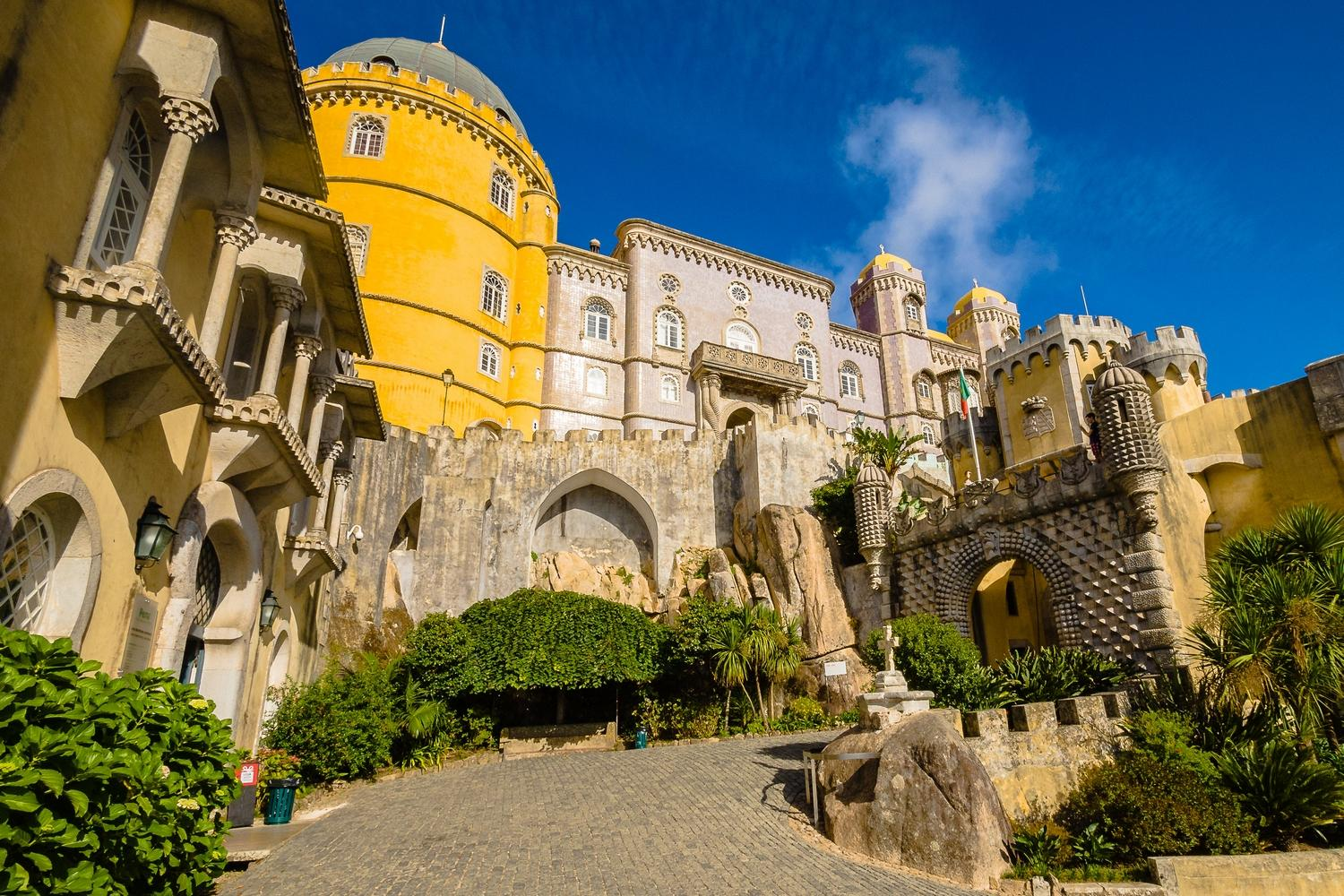 Enjoy a self-guided walking holiday in Sintra