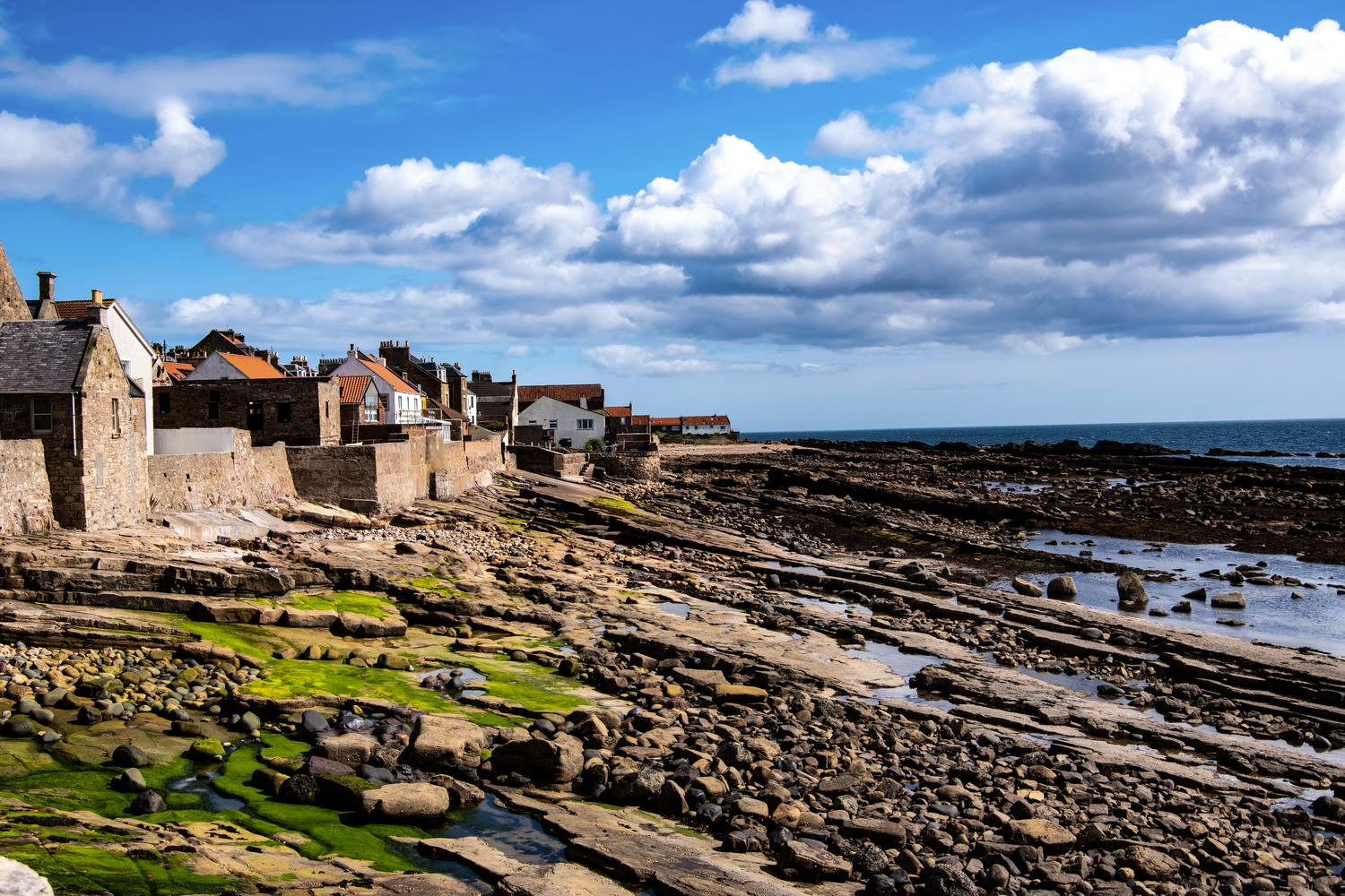 Fife Coastal Path Short Break Self Guided Walking Holiday
