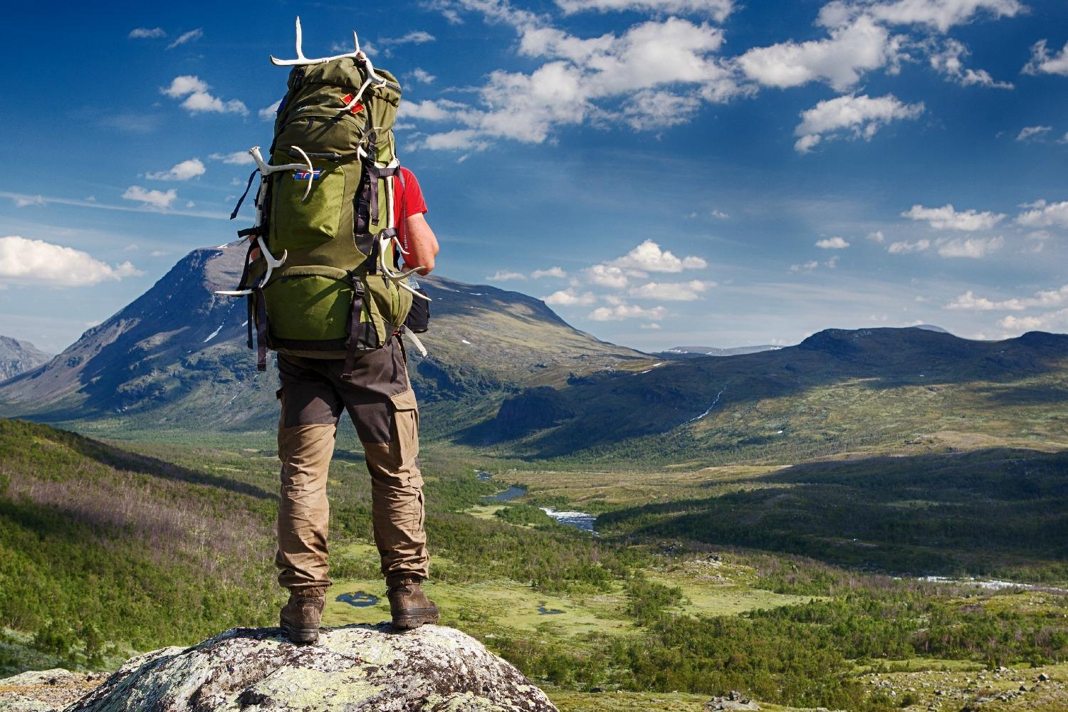 The Kungsleden Self Guided Walking Holiday
