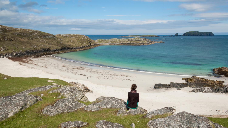 Drive & Hike: Outer Hebrides & Highlands tour
