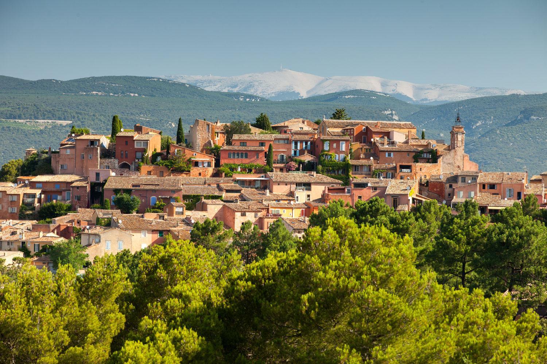 Classic Provence - Rousillon