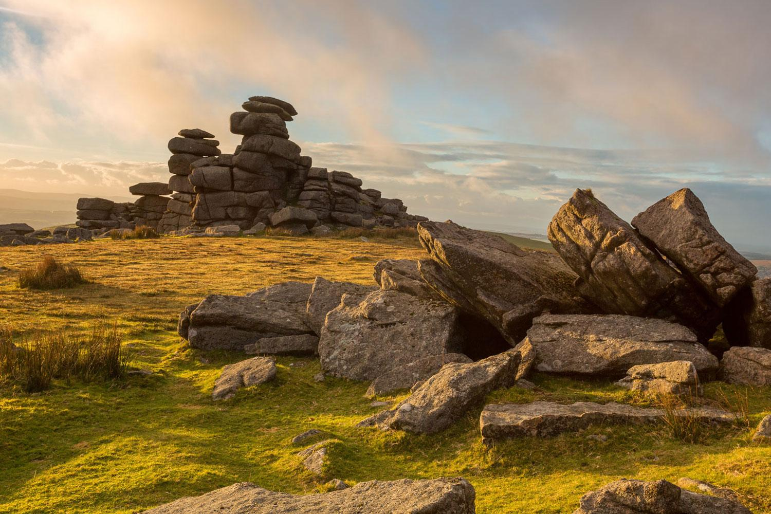 Tors and moors, the stunning landscapes of Dartmoor