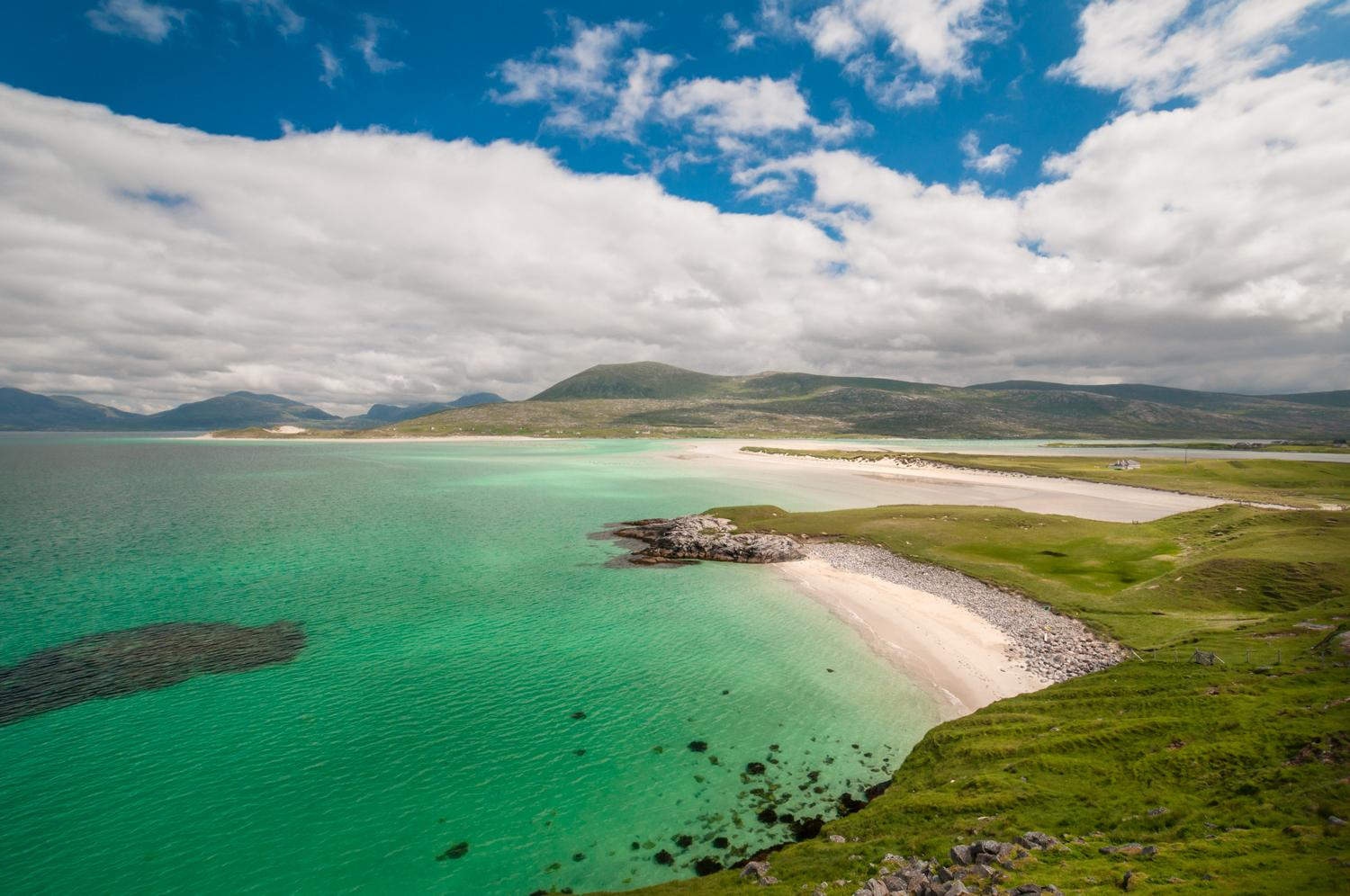 Self-guided walking holiday on Skye & the Outer Hebrides