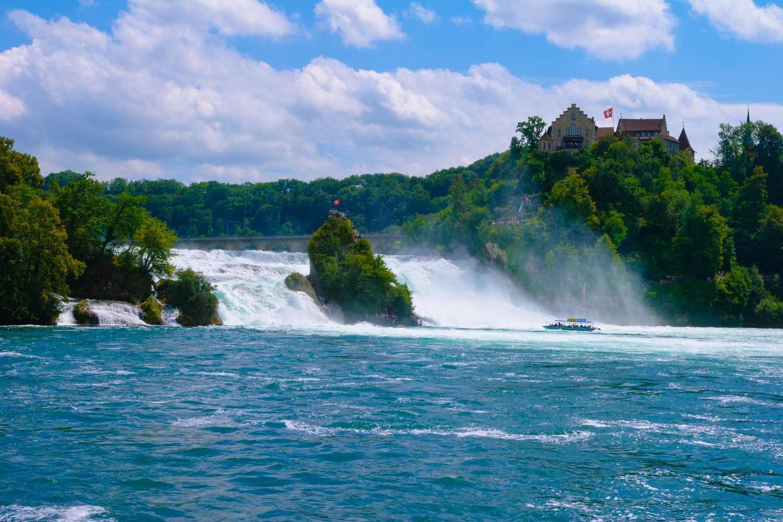 Mighty Rhine Falls