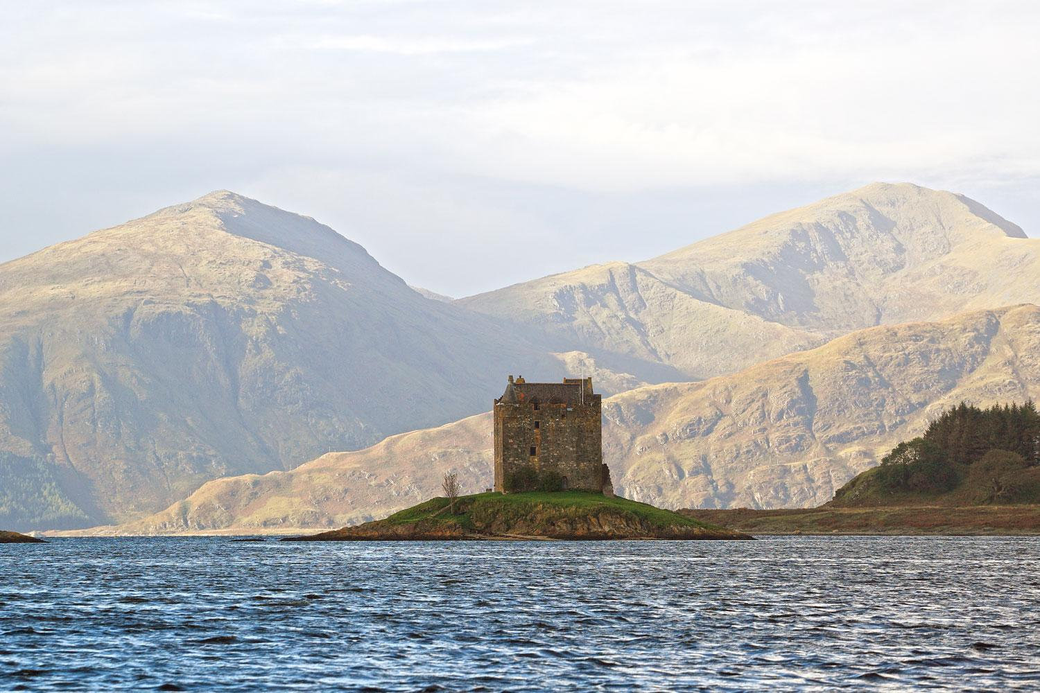 Gourmet Highlands self-guided walking holiday