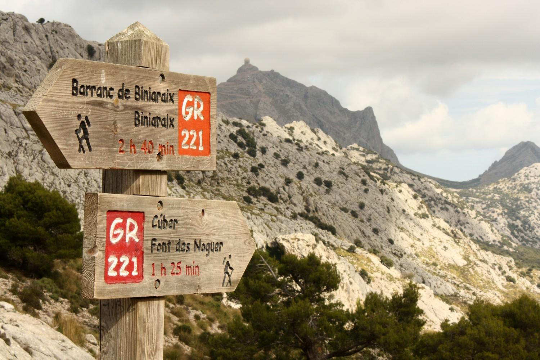 Self-guided walking holiday Trails of the Sierra de Tramuntana