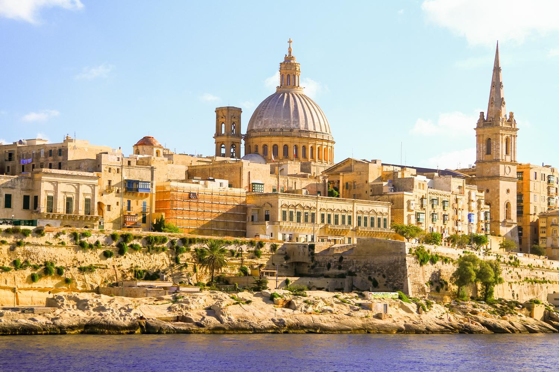 The intriguing capital of Malta, Valletta