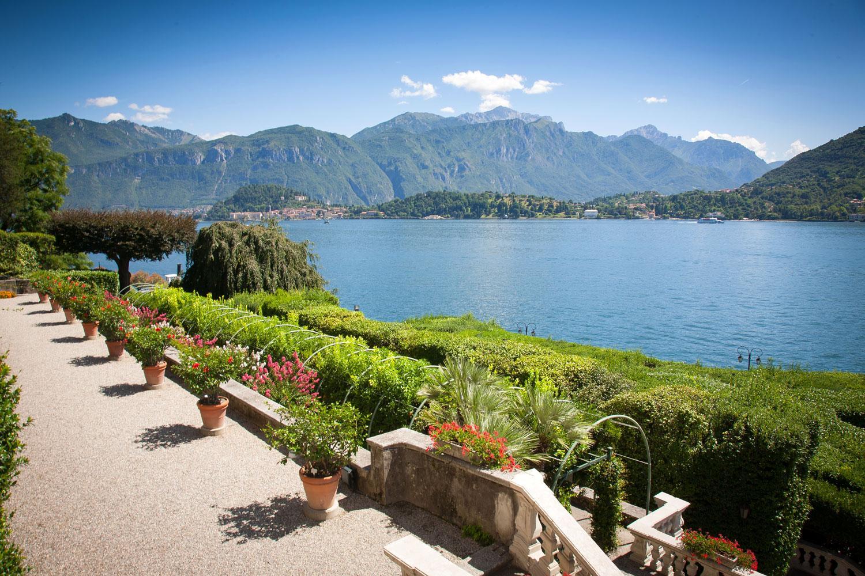 Self-guided walking tour of Lake Como (Villa Carlotta)