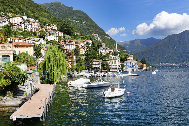 Short break self-guided walking tour around Lake Como